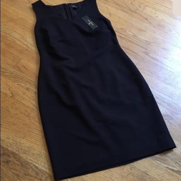 ab7f6412240 NWT Women s WORTHINGTON Petite Black Dress